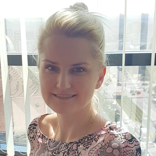 Iveta Bukovičová, Manager for Employment process from third countries