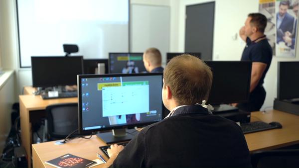 ICT pro - učebna